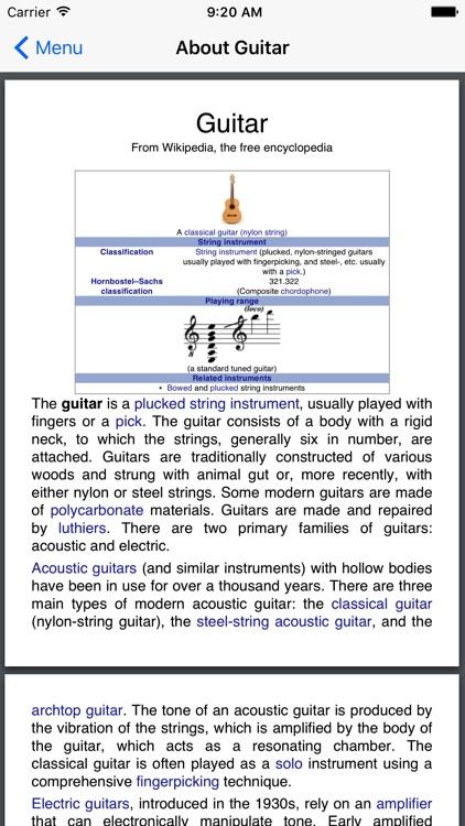 The Great Guitarists screenshot-4