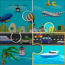 Activities of Jigsaw Puzzle for Vehicles
