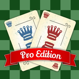 Chess Cards Game Pro Edition