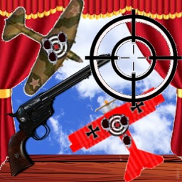 Shooting Gallery Airplane Dogfight