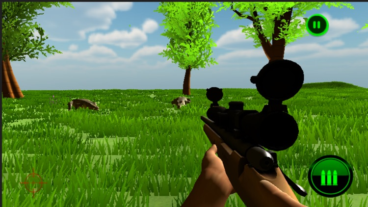Wild Crocodile Sniper Hunter Simulator 2017