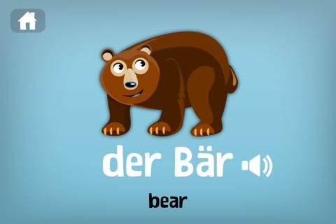 Learn German for Children - náhled