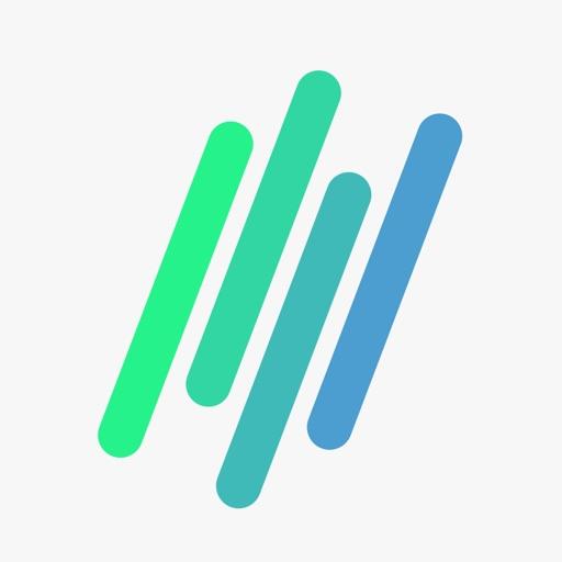Aaptiv: #1 Audio Fitness App app logo