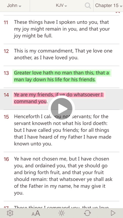 Bibles -(KJV, NIV, NRSV, RSV, ASV, NASV for Study) screenshot-0