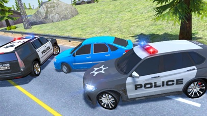 Luxury Police Car App 截图