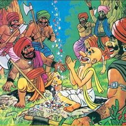 Jataka Tales-The Magic Chant -  Amar Chitra Katha