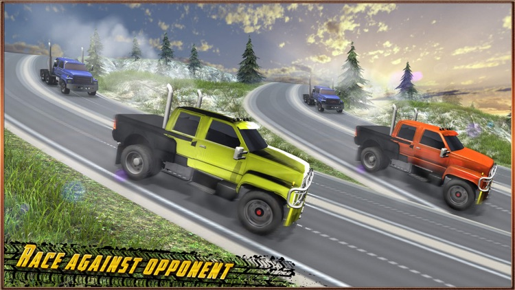 Offroad Sierra 4x4 Simulator – Hill Climb Driving screenshot-1