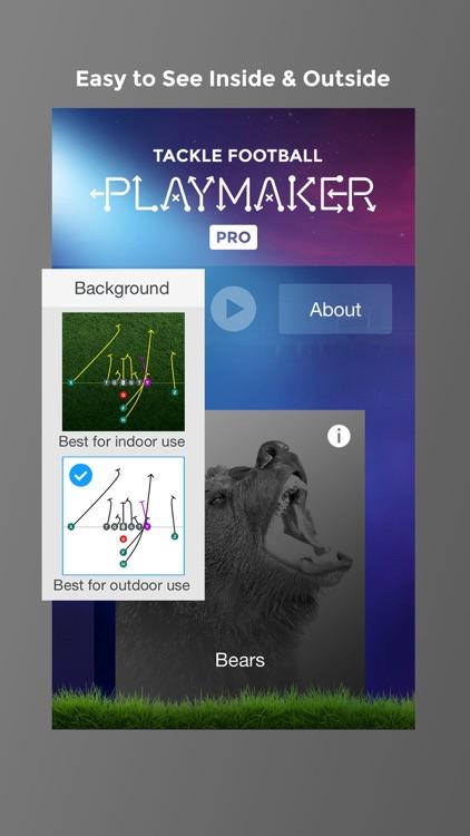 Tackle Football Playmaker screenshot-4