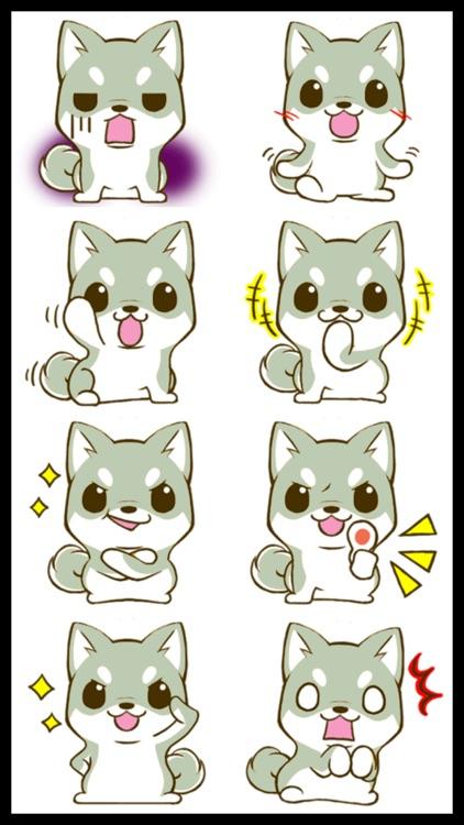 Aktos Puppy 2 Stickers