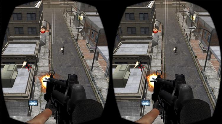 VR City Commando Shooting screenshot-3