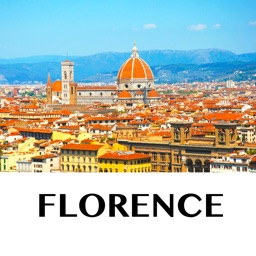 Florence - holiday offline travel map