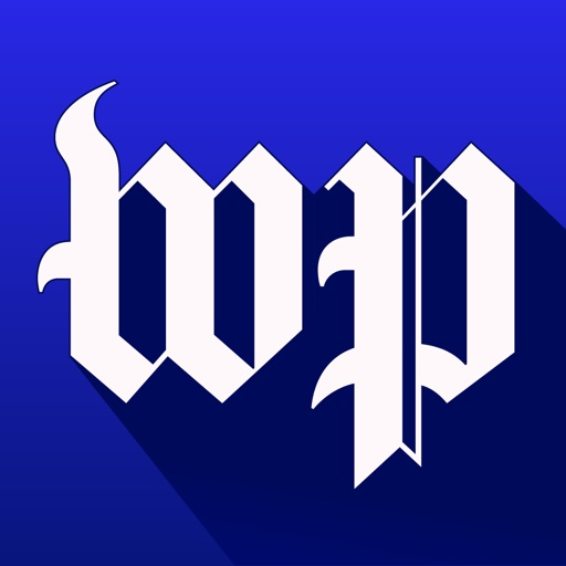 The Washington Post app logo