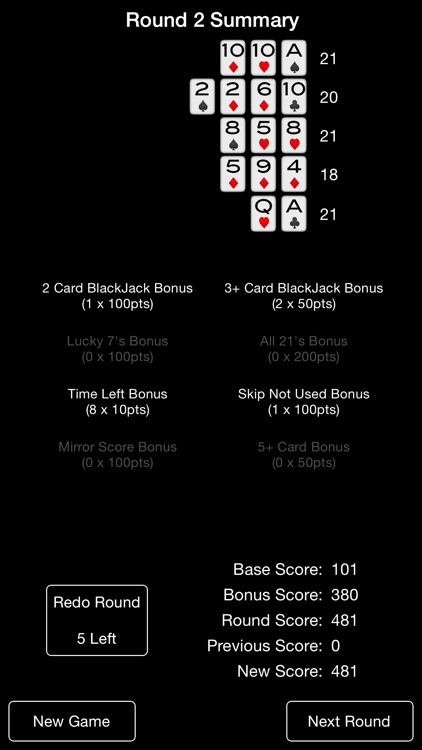 BlackJack Run Classic screenshot-3