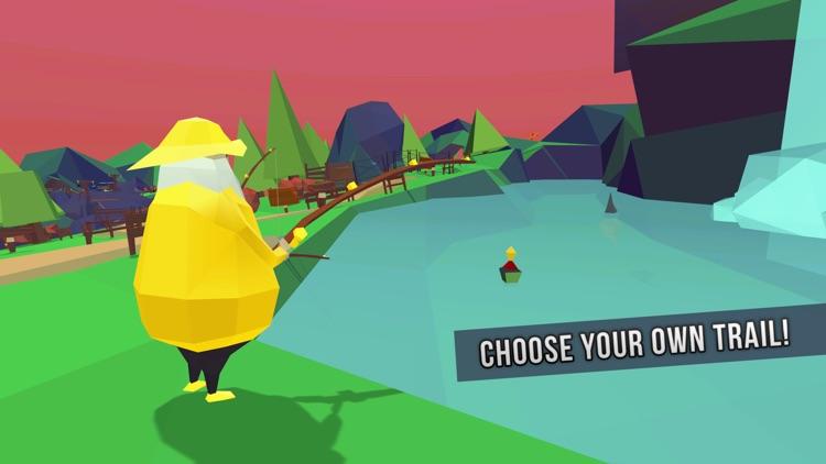 Trail World VR Virtual Reality screenshot-3