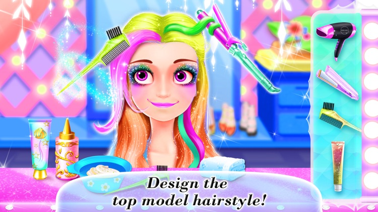 Beauty Salon - Girls Games screenshot-3