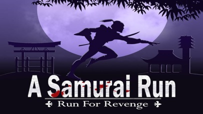 A Samurai Run and Jump screenshot 1