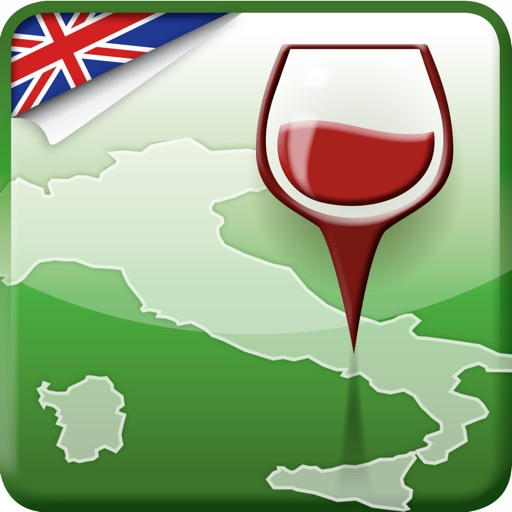 Wine Maps of Italy