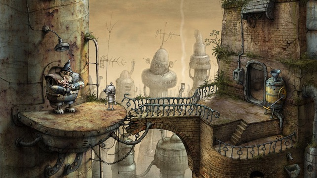 Machinarium Screenshot