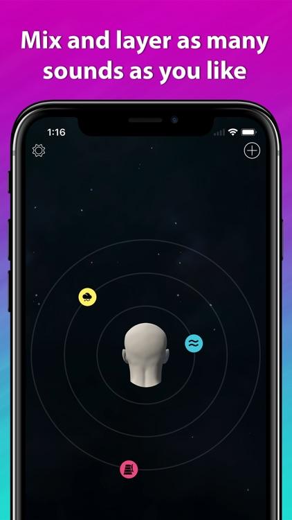 Sleep Orbit: Relaxing 3D Sound screenshot-4