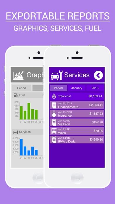 AutoCare Screenshot on iOS