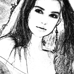 Best Pencil Sketch App Portrait & Draw.ing Filters