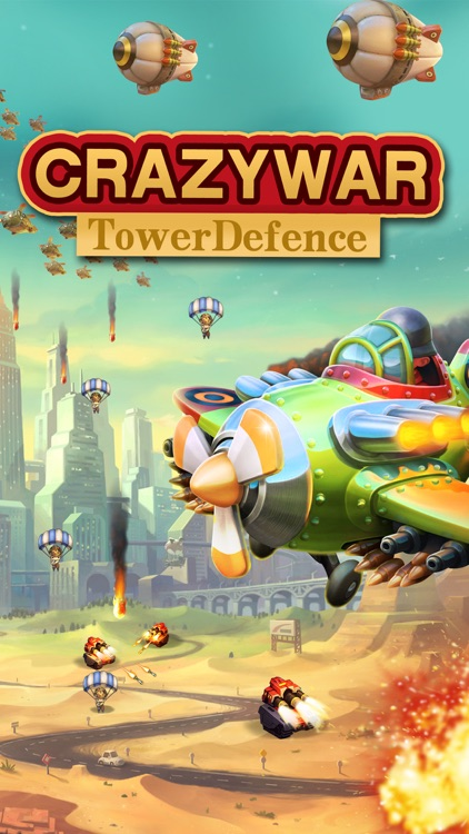 塔防游戏 - TD塔防类战争游戏
