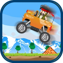 The Monster Truck Racing Game