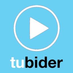 Tubider Pro - Music Video Streamer