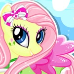 Hack Pony Dress Up and Salon Games for Little Girls
