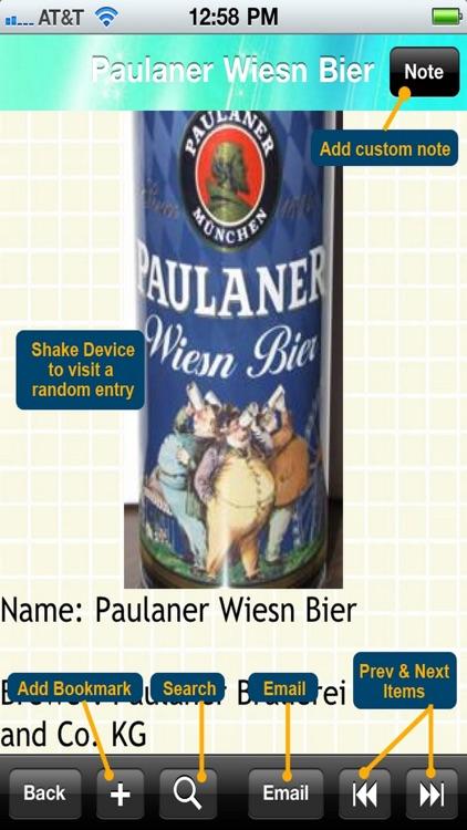 The Beer Bible Plus+ screenshot-4