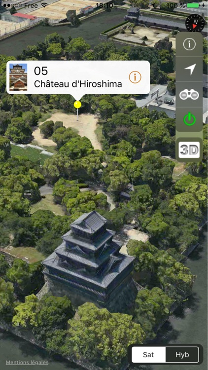 HIROSHIMA 3D screenshot-4