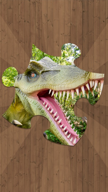 Dinosaurs Jigsaw Puzzles - Fun Games screenshot-0