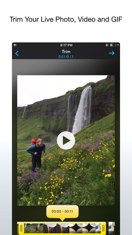 Live Crop for Live Photo, Video and GIF screenshot-3