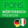 Wörterbuch Italienisch - Deutsch PREMIUM von PONS