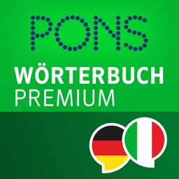 Dictionary Italian - German PREMIUM by PONS
