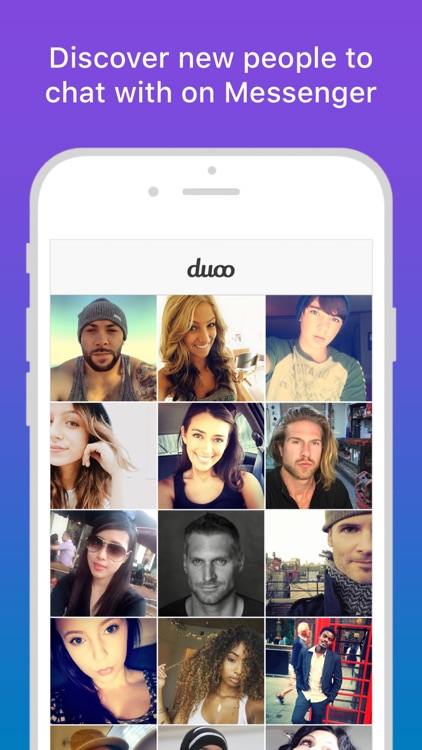 Duoo - Dating for Facebook Messenger