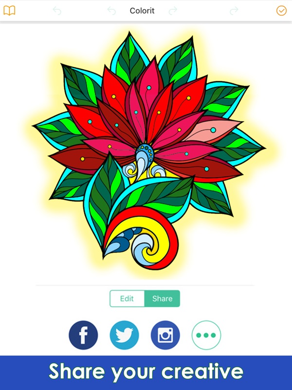 Coloring Pigment Colouring Book For Adults Online Game Hack And