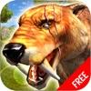 军刀 牙 虎 生存 模拟 器 游戏 : 野生 动物 免费