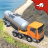 油轮供应卡车 - 越野燃料运输车