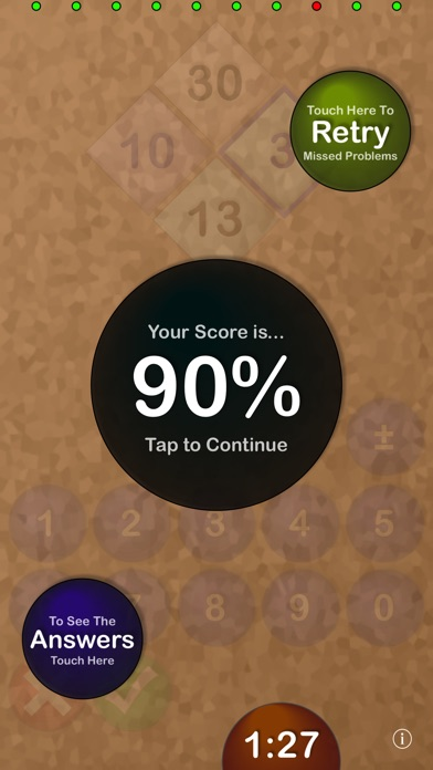 DiaMath (Diamond Math) screenshot three