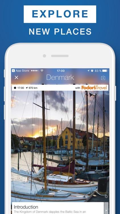 Denmark - Travel Guide & Offline Map