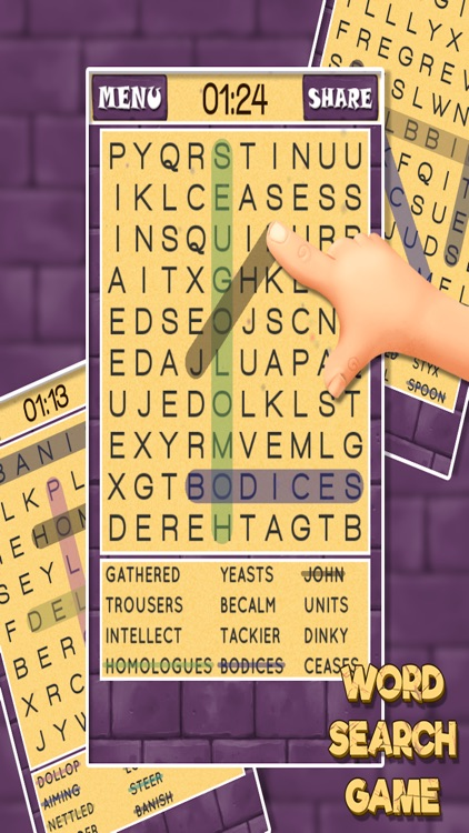 Word Search Game Pro screenshot-3