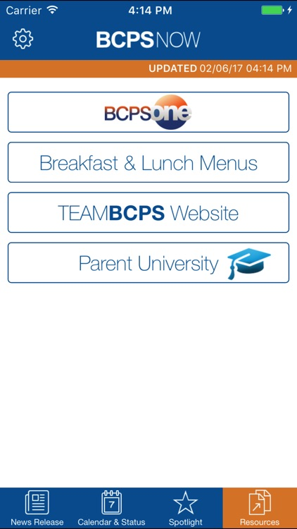 BCPS Now screenshot-1