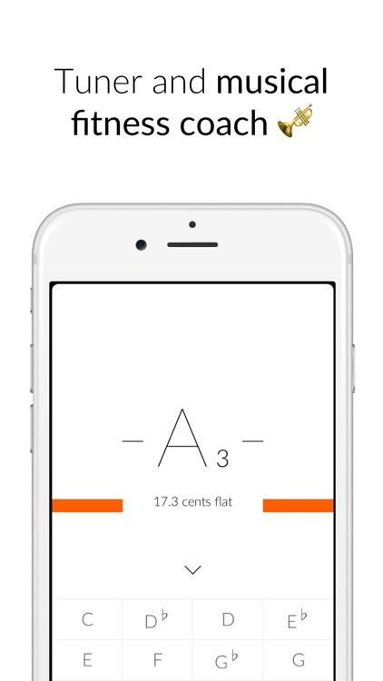 Pitch - Tuner App