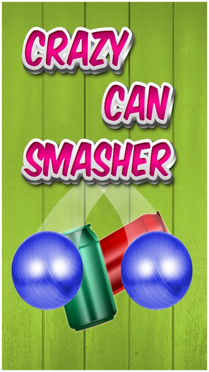Crazy Can Smasher - Fast Toss Breakout Expert