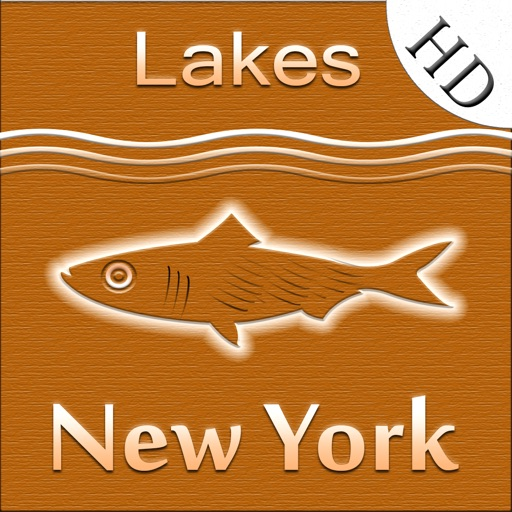 New York: Lakes & Fishes