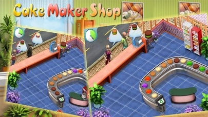 Cake Maker Shop - Fast Food Restaurant Management screenshot two