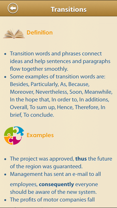 Grammar Up : Lite Edition screenshot two