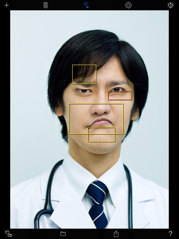Facial expression changes screenshot 7