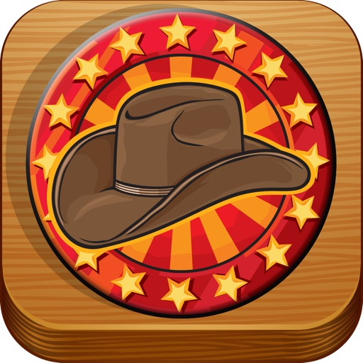 Wild West - Connect Dots for kids (Premium) icon